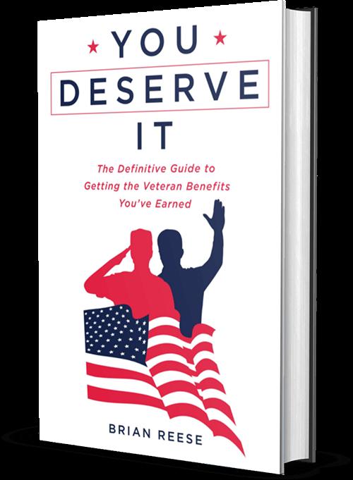 You Deserve It book cover
