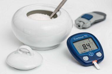 blood sugar blood test close up 207381