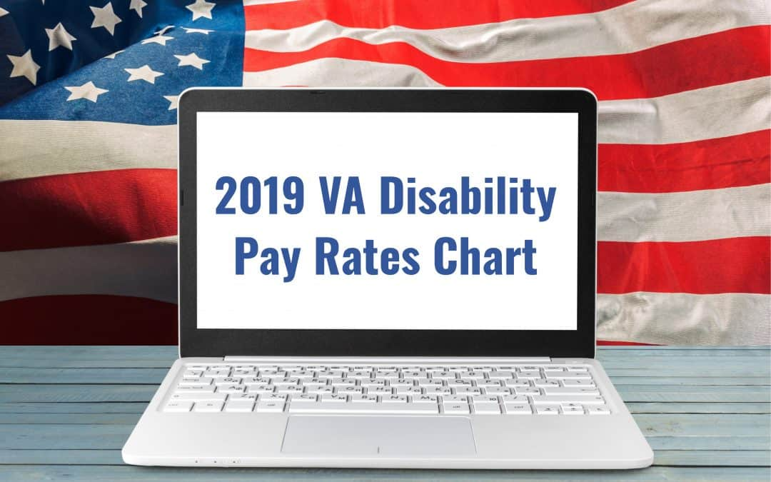 2019 Va Disability Compensation Pay Rates
