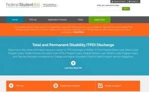 TPD loan discharge program - VA Claims Insider