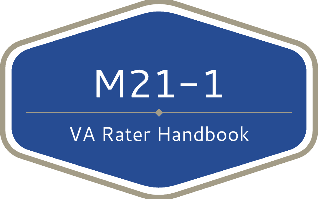 The VA Claims Insider M21-1 VA Rater Handbook