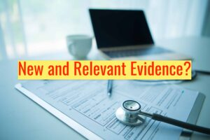 Blog New and Relevant Evidence Pic