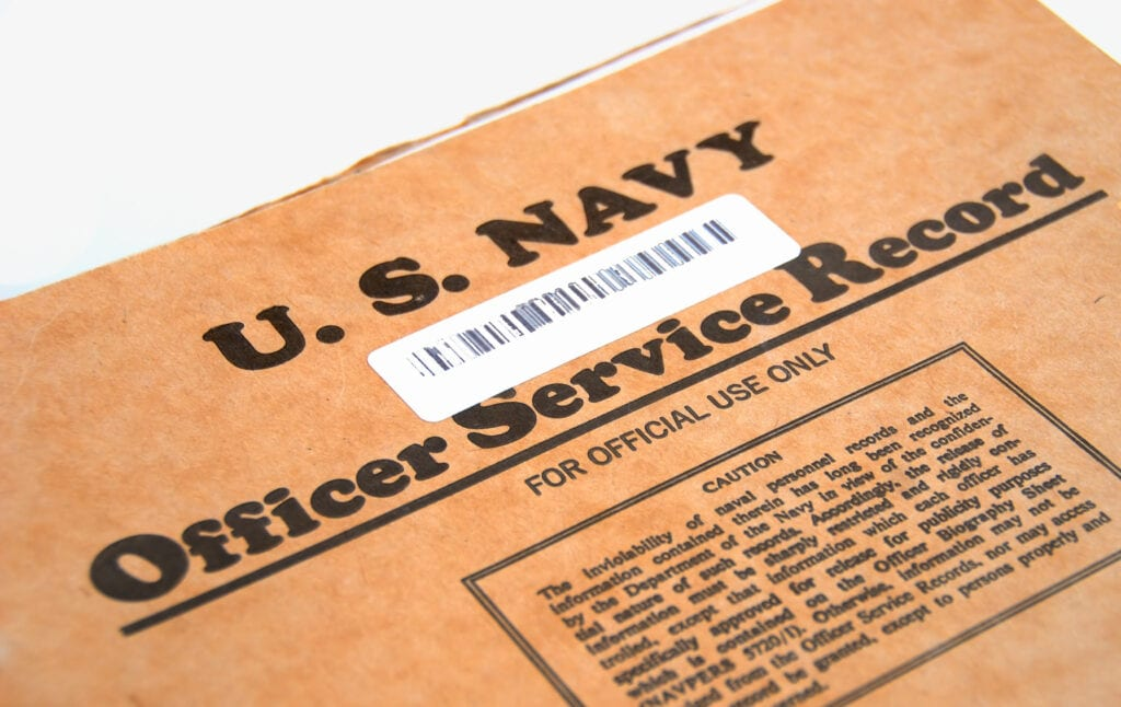 PTSD Stressor Can Be Confirmed with Military Personnel Records