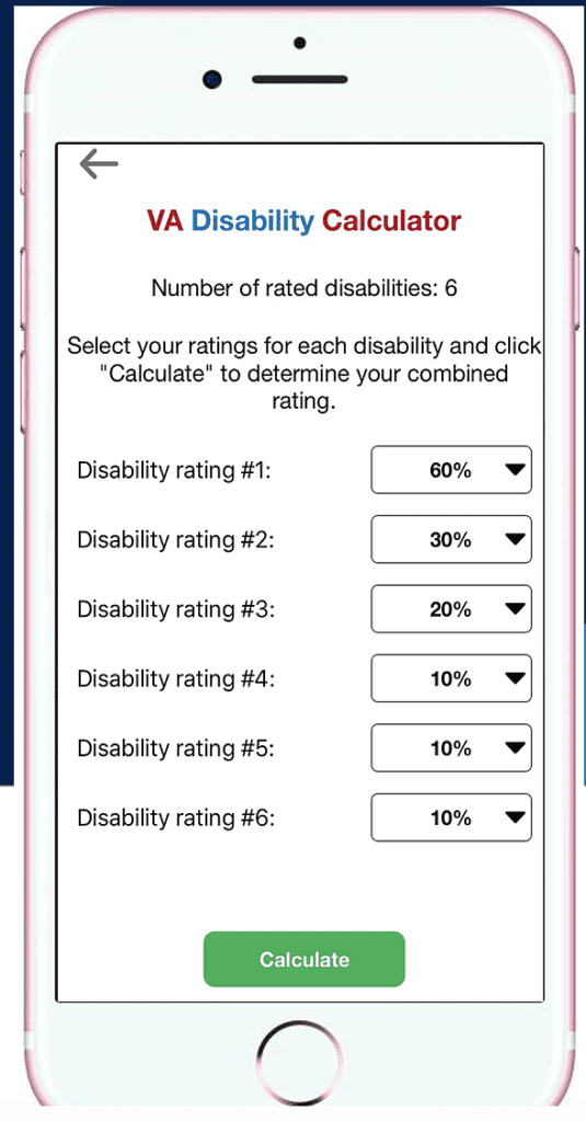 VA Disability Calculator Helps You - VA Claims Insider