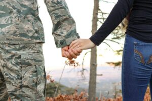 Blog camouflage engagement ring hands 794576