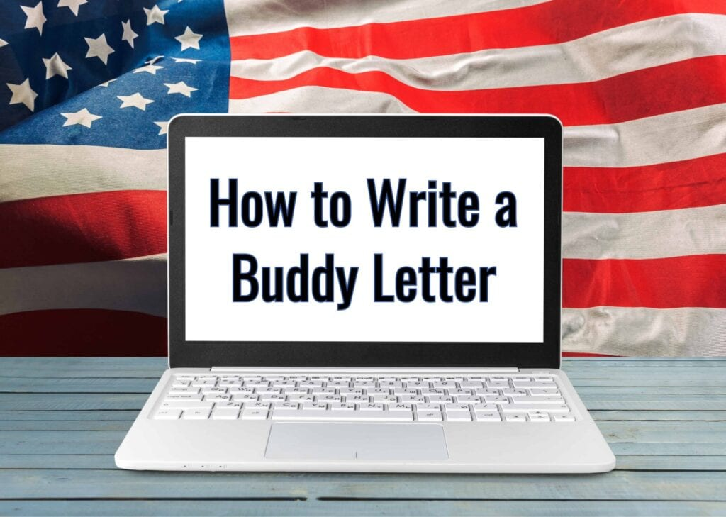 How to Write a VA Buddy Letter - VA Claims Insider