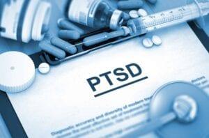 Blog 100 VA disability for PTSD