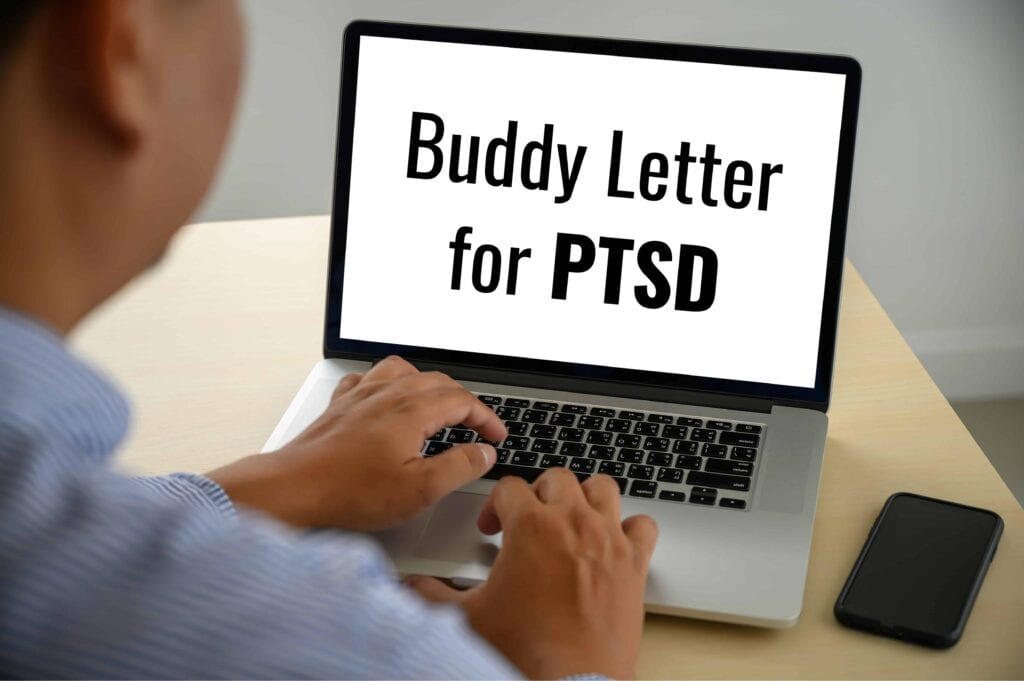 What is a Buddy Letter for PTSD? - VA Claims Insider