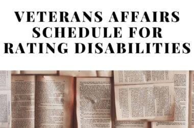 3 Things you NEED for a VA Claim 1