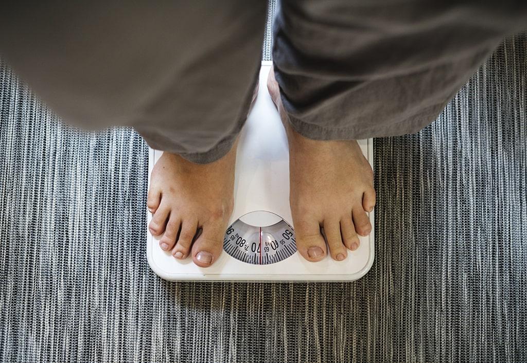 abnormal weight loss in veterans