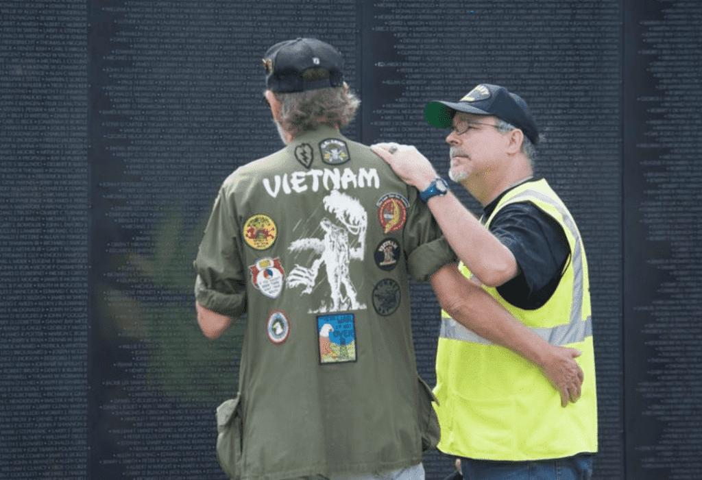 blue water navy veterans
