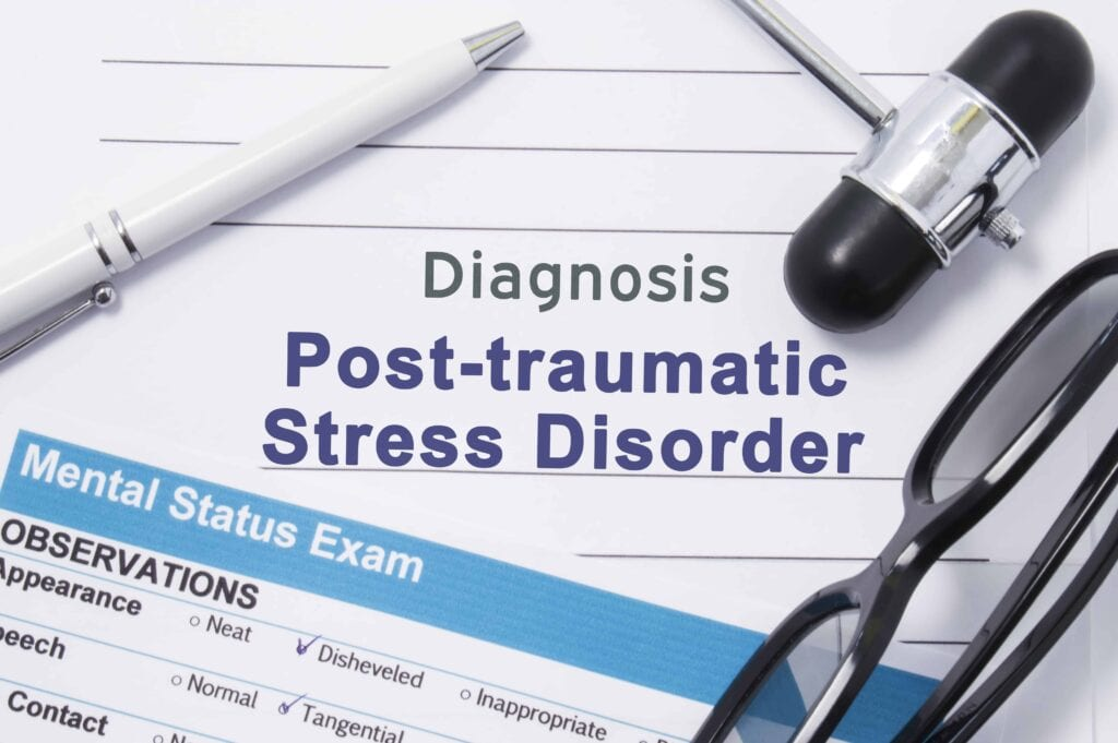 VA PTSD Test