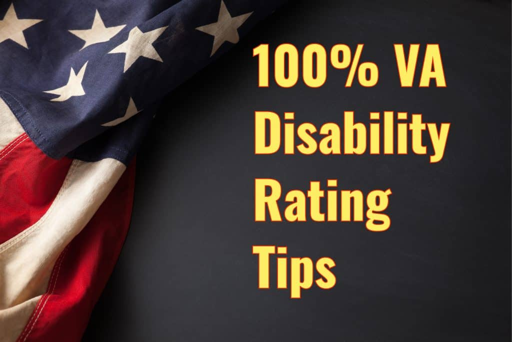How to Get 100 VA Disability
