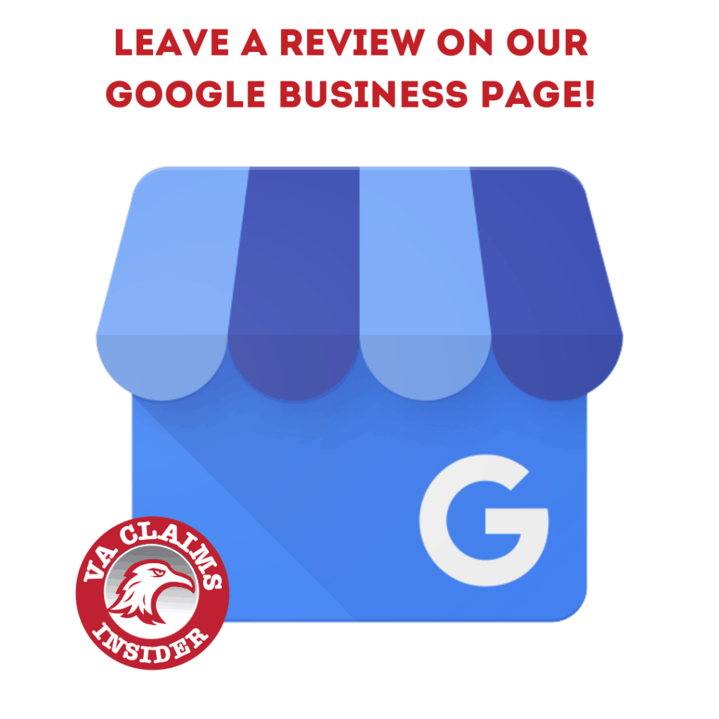 Leave Google Business Review for VACI
