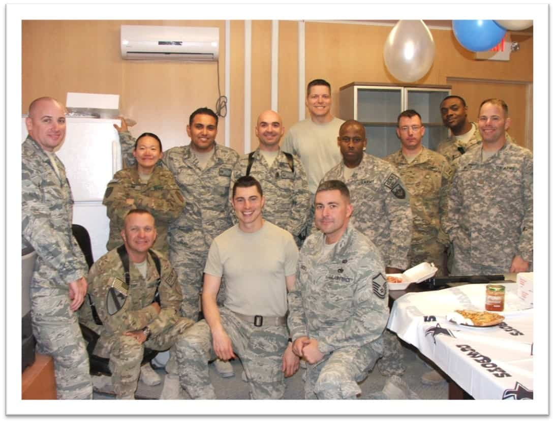 Captain Brian Reese Operation ENDURING FREEDOM
