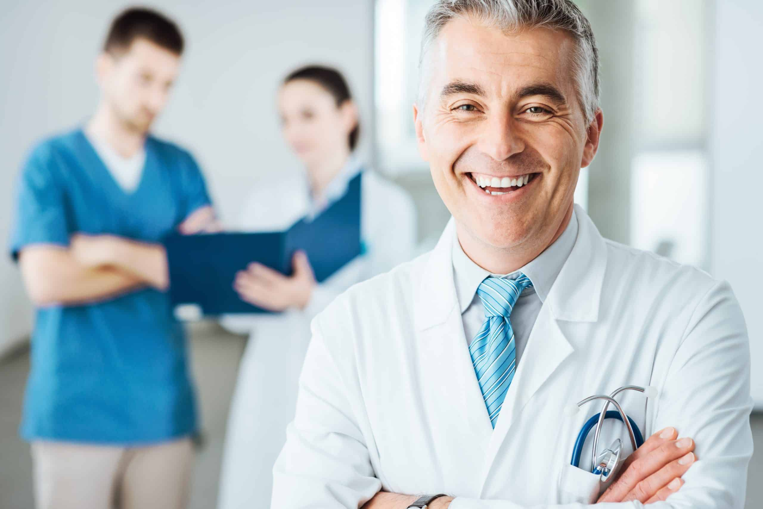 Physician Who Certifies Your TPD Discharge Application