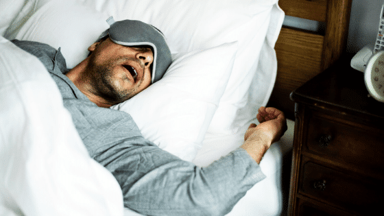 sleep apnea in veterans