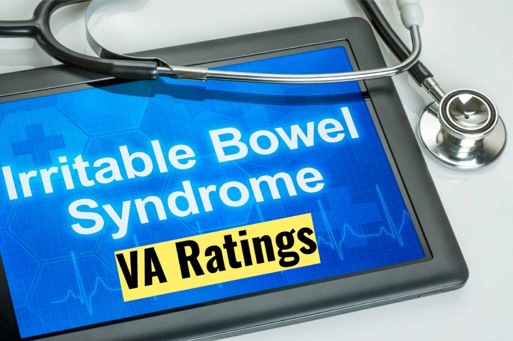 IBS VA Rating