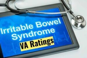 IBS VA Rating