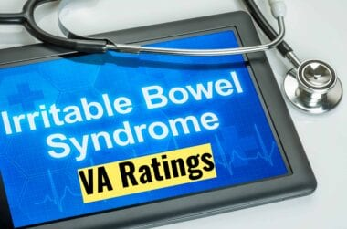 IBS VA Rating scaled