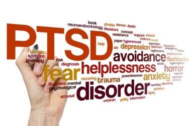 VA PTSD Rating Criteria scaled
