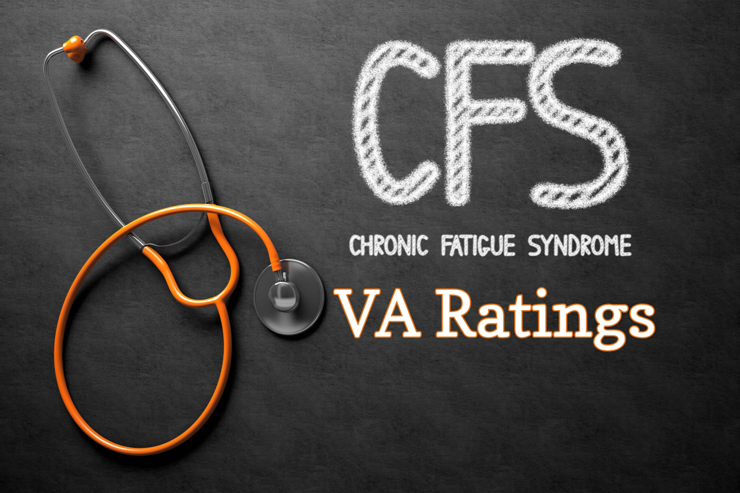 Chronic Fatigue Syndrome VA Rating