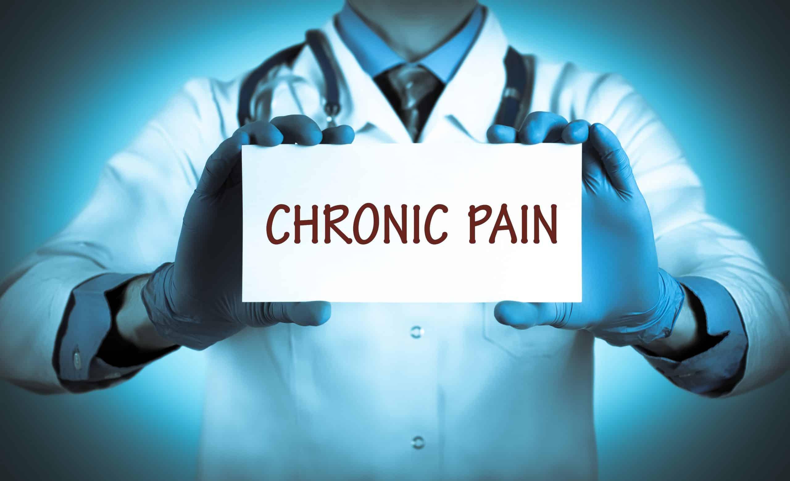 Chronic Pain Secondary to Tinnitus