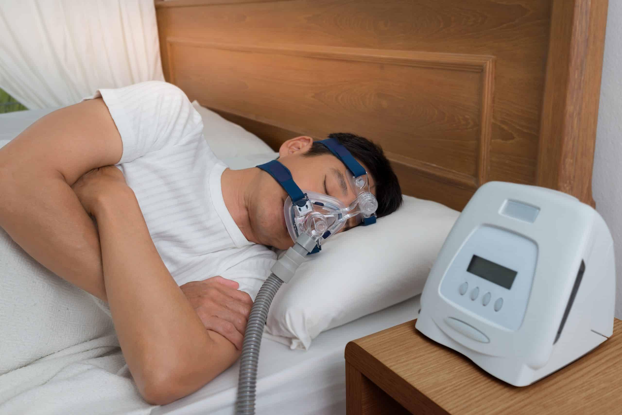 Sleep Apnea Secondary to Tinnitus