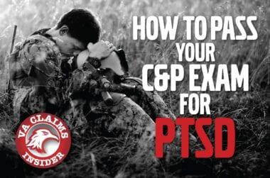 c&p exam for ptsd
