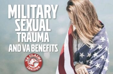 Military Sexual Trauma VA Benefits min