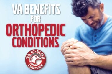 VA Benefits for Orthopedic Conditions min