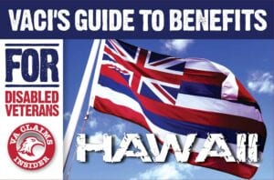 Hawaii veteran benefits