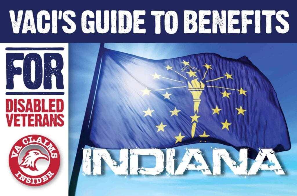 Indiana veterans benefits