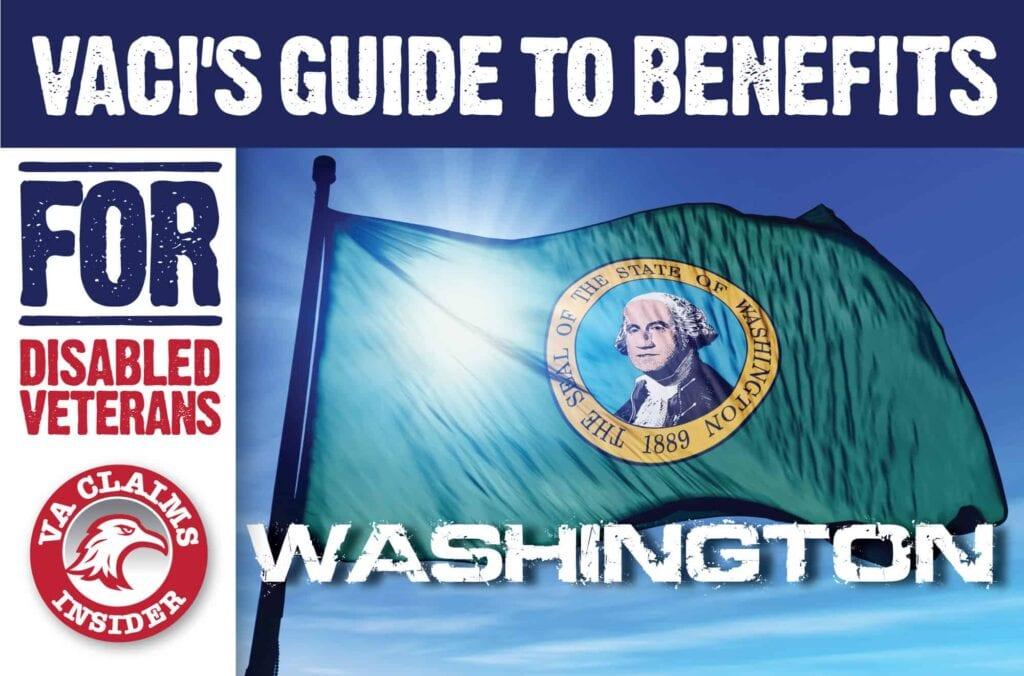 Washington State Disabled Veterans Benefits - VA Claims Insider
