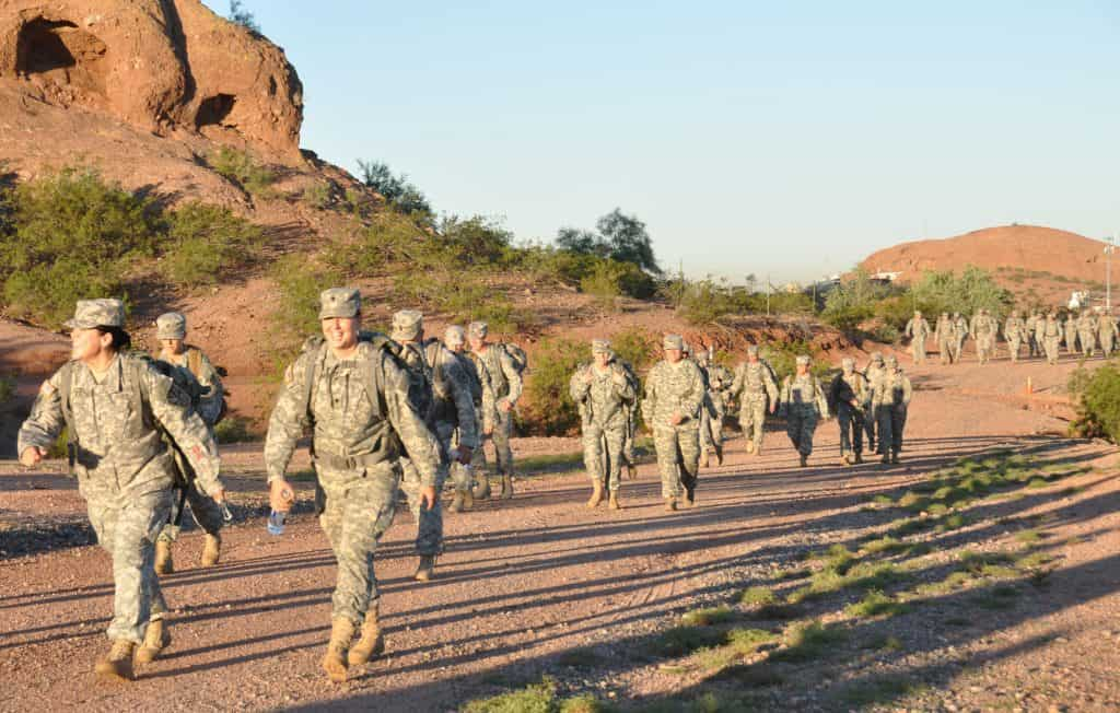 Arizona disabled veterans benefits