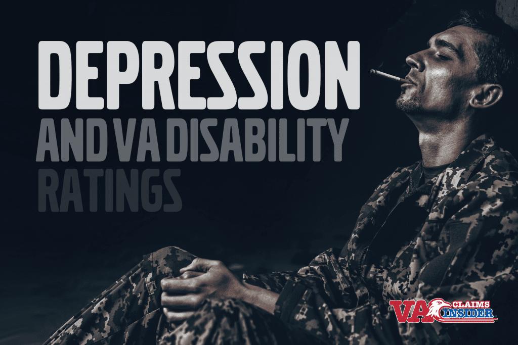 Do You Qualify for a VA Disability Rating for Depression ...