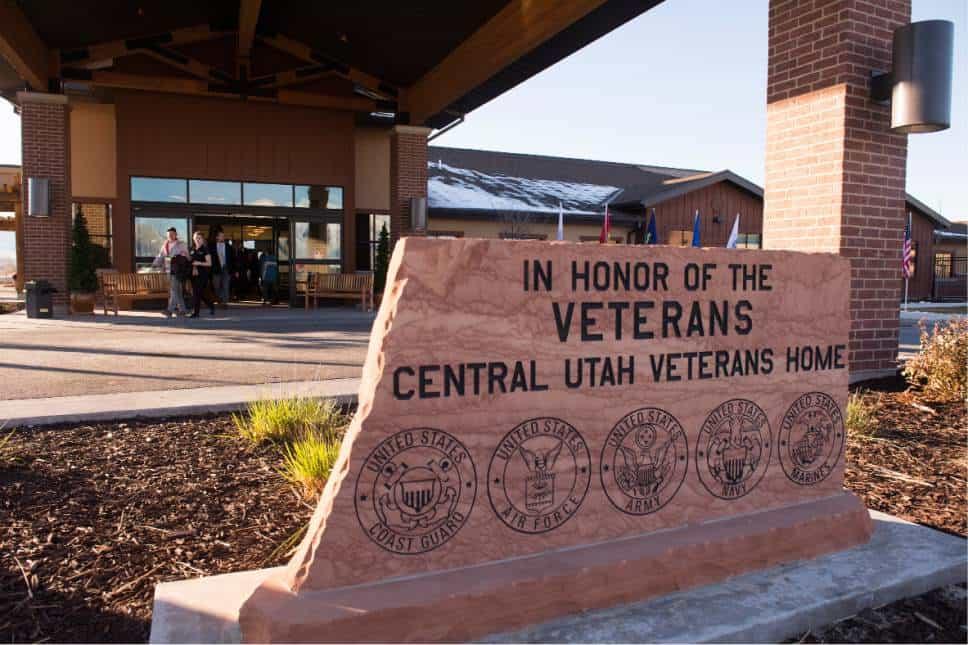 Utah state veterans home