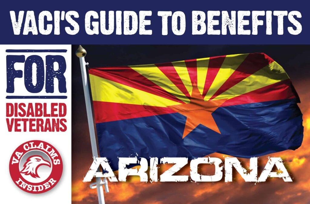 Arizona veterans benefits