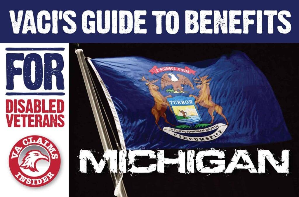 Michigan veterans benefits