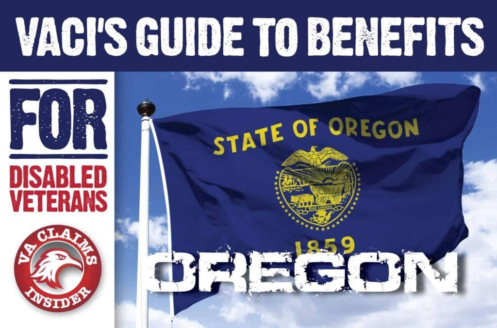 Oregon veterans benefits