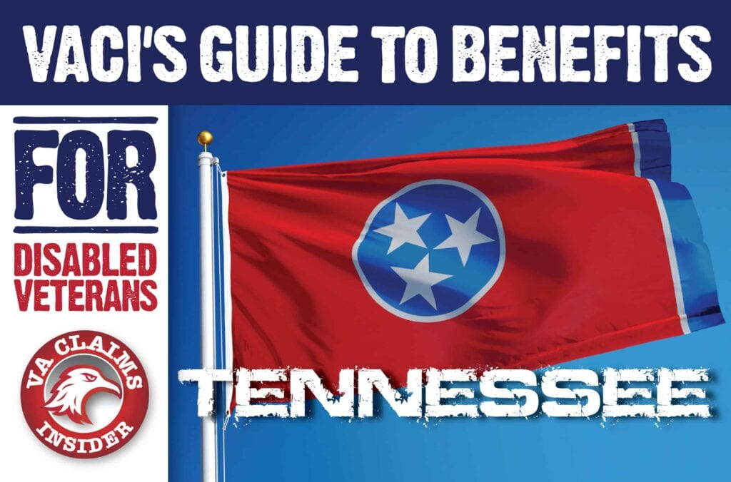 tennessee disabled veterans benefits,