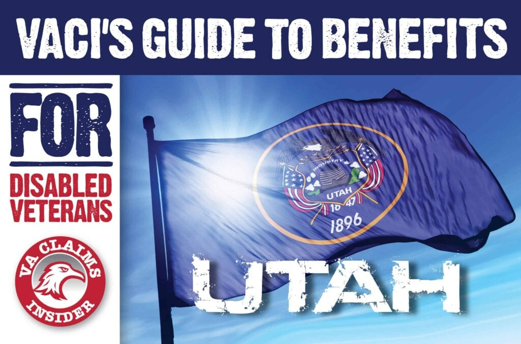 Utah veterans benefits