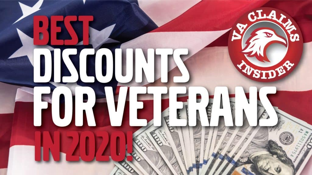 Best Discounts for Veterans in 2020 – The Insiders Guide