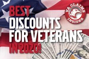 Blog Best Discounts for Veterans in 2020 min