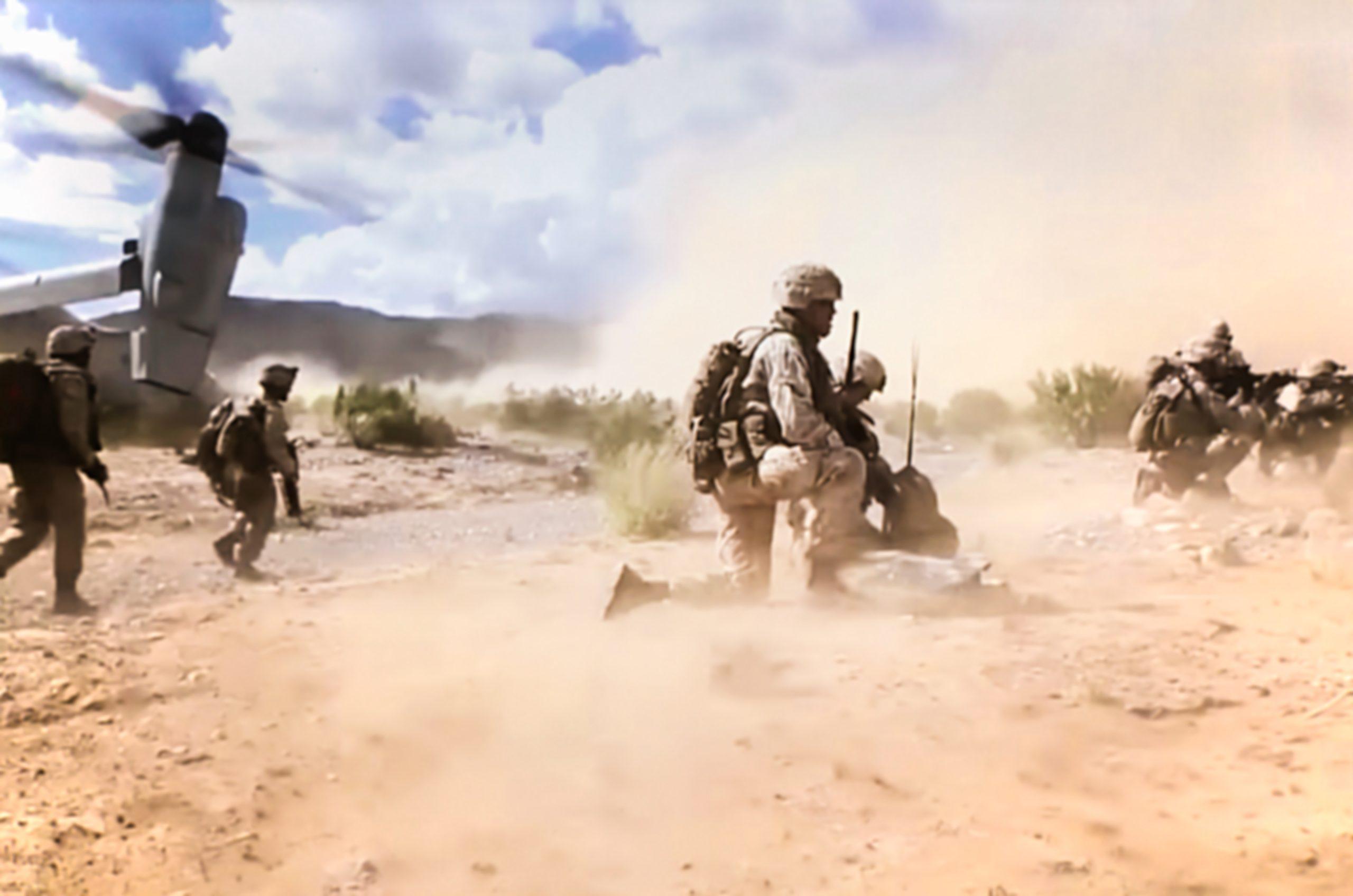 Deployed Military and Combat Veteran Charities