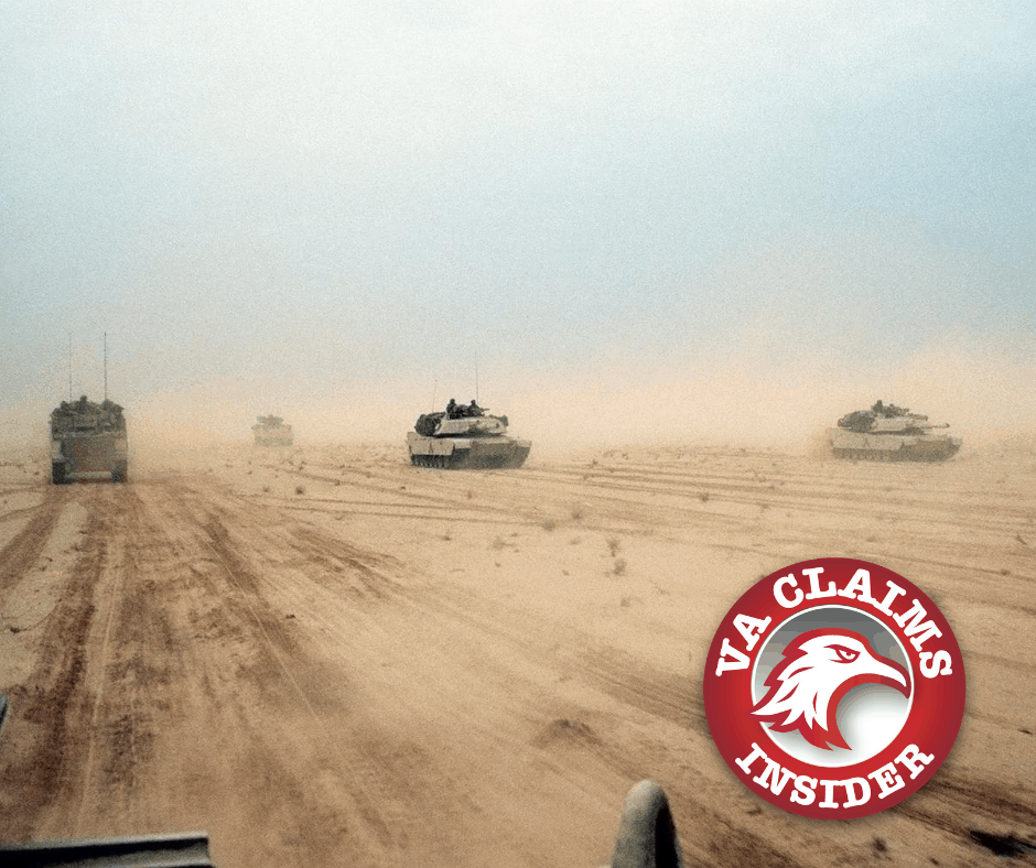How to prove Gulf War Syndrome Symptoms