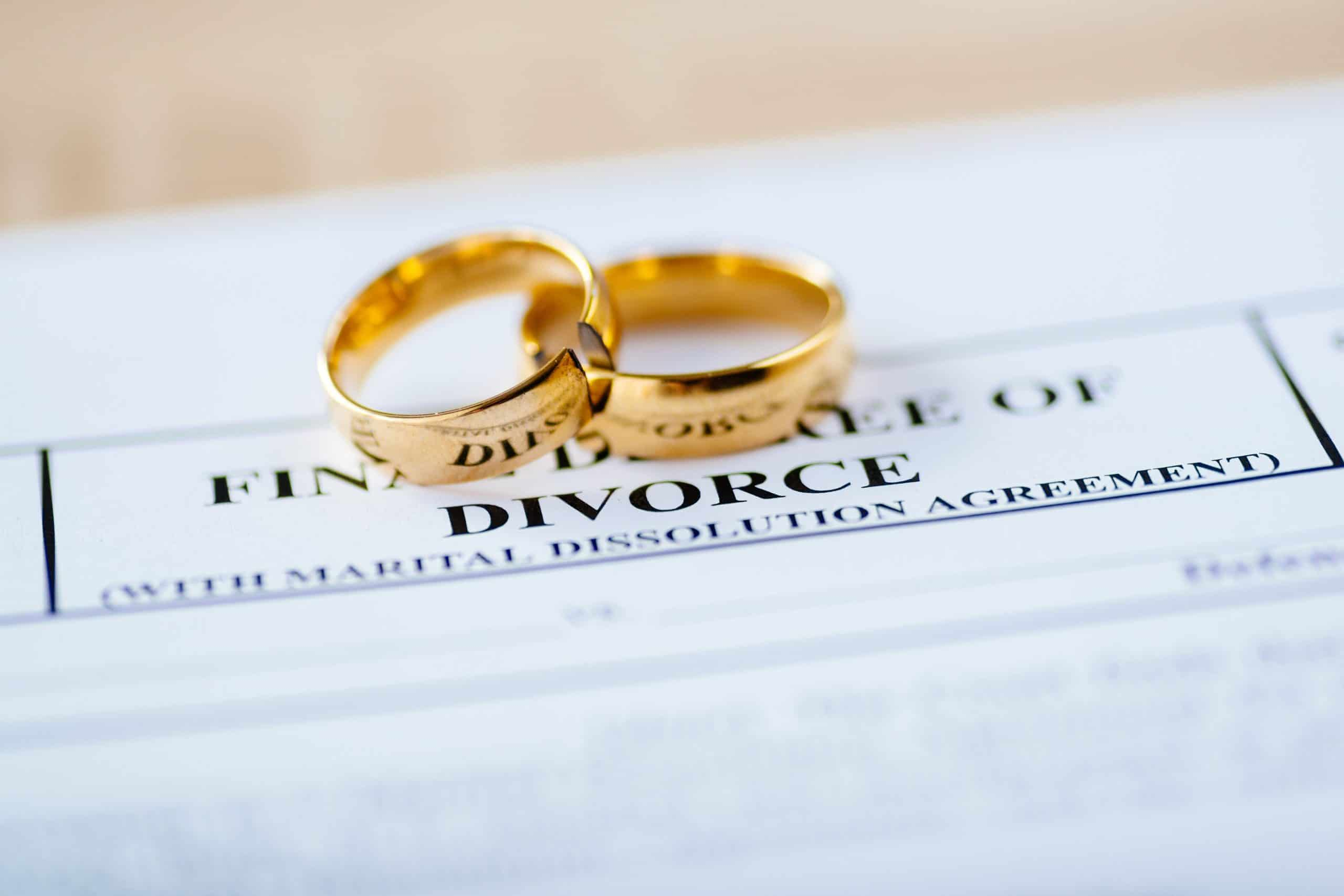 Is a divorced spouse entitled to VA disability benefits?