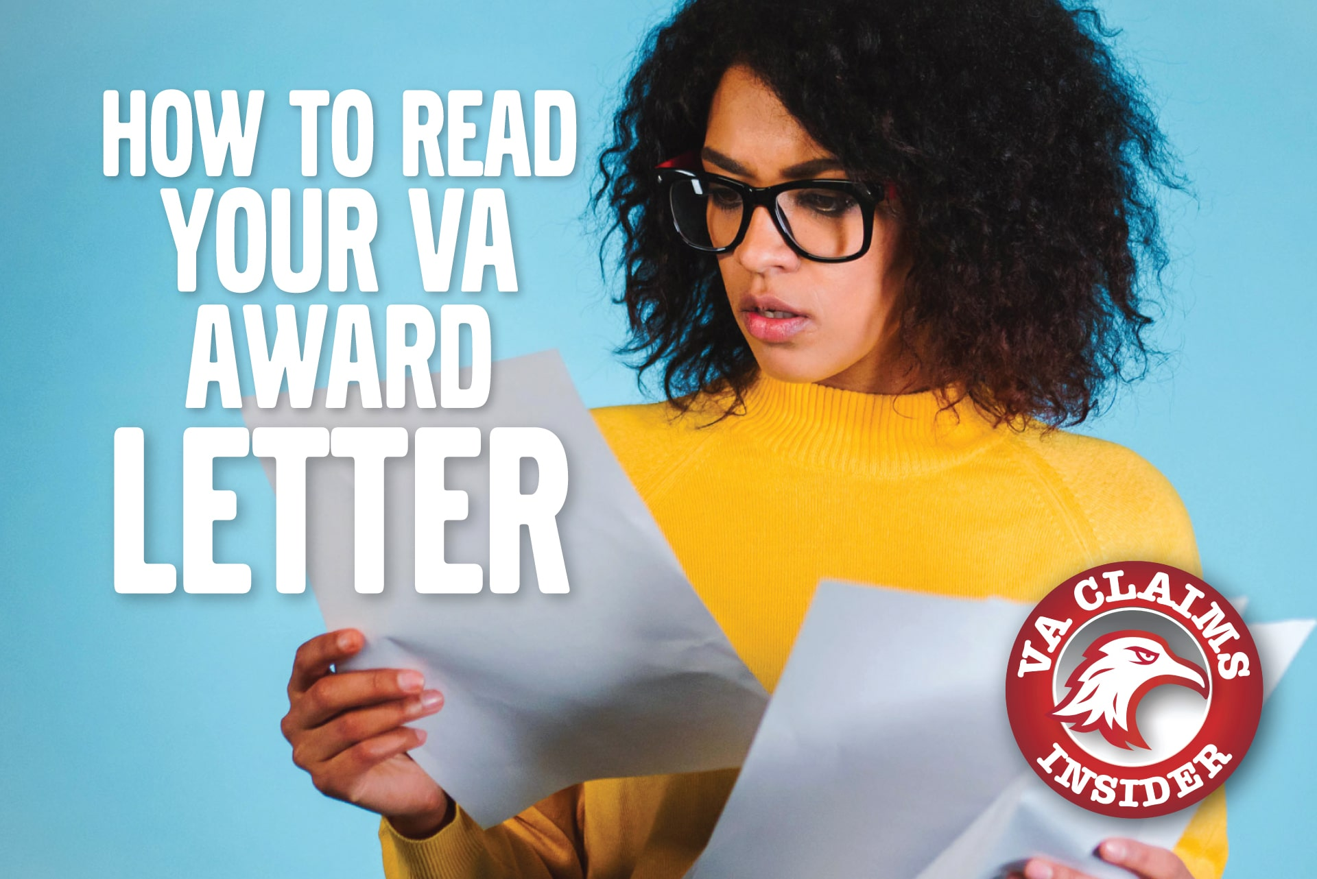 How Do I Read My VA Award Letter? Blog How to Read Your VA Award Letter min