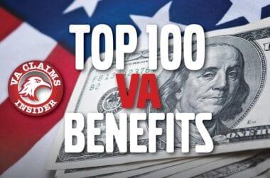 Blog Top 100 Disabled Veteran Benefits min