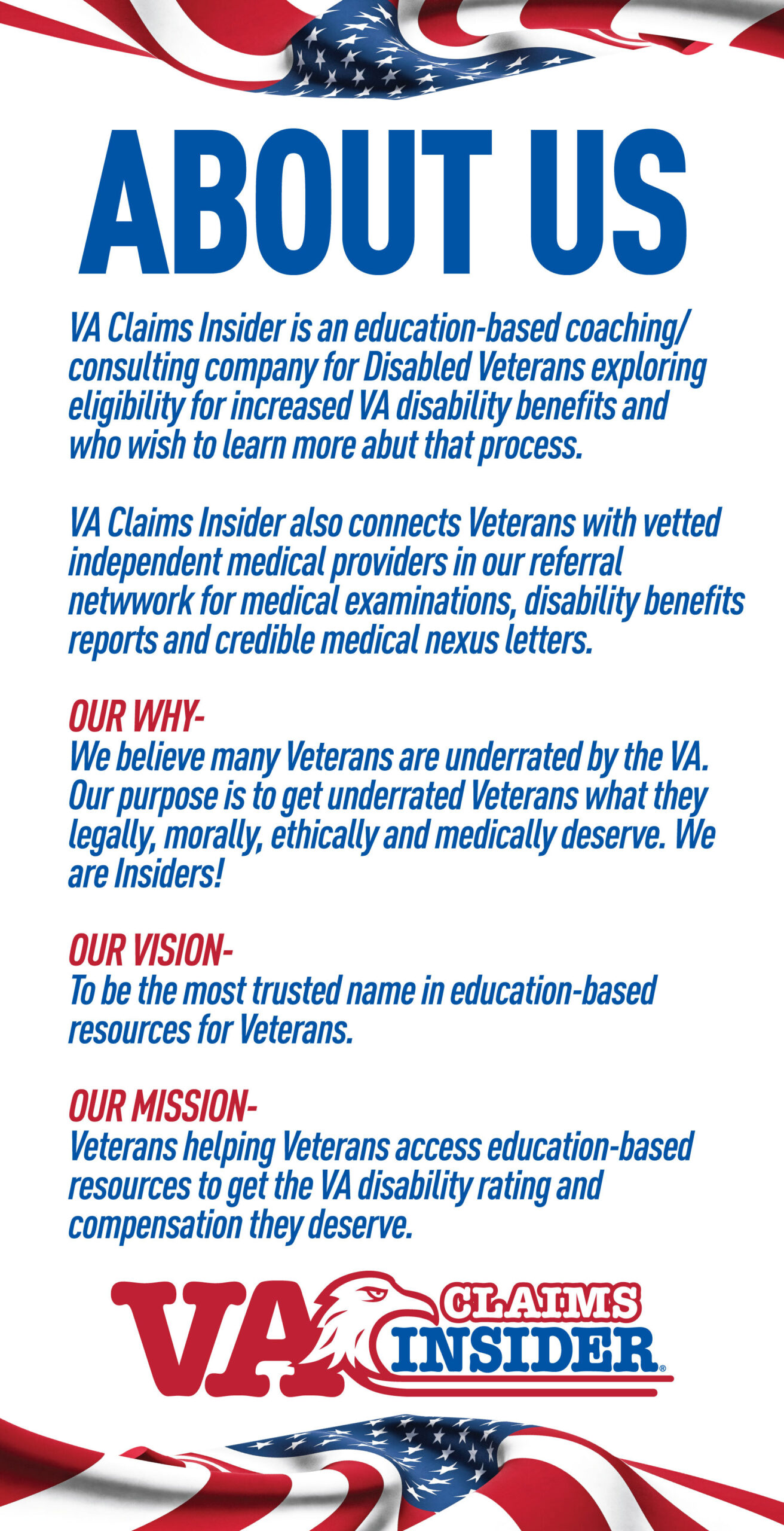 About VA Claims Insider